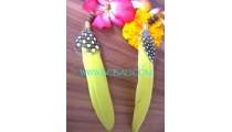 Earrings By Qiull Material