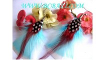 Feathers Earring