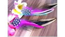 Hook Feather Earring