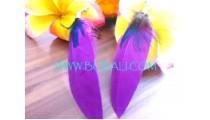 Quill Earrings Handmade