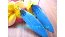 Quill Feather Earring