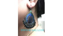 Unique Earrings By Feather