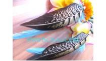Women Feather Earrings Accessories