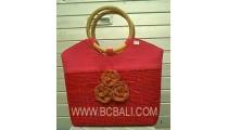 Bali Insland Handbag Handmade