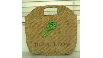 Casual Ladies Straw Bag