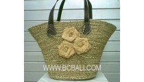 Excotic Ladies Bag Flower