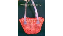 Fashion Straw Casual Bag