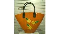Jumbo  Bag Straw Xxl