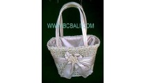 Natural Fashion Straw Bags Accessories