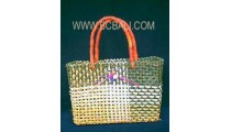 Shopping Straw Bags Casual