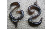 Black Horn Hooks Taboo