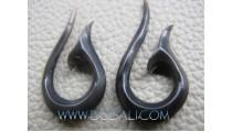 Casual Tribal Earring Horn