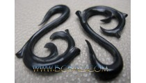 Classic Crafted Tribal Hooked Sickles Claw