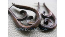 Ethnic Wooden Carving Tribal,
