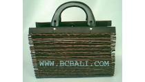Bamboo Beach Bags
