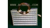 Bamboo Handbags Motif