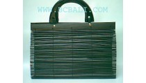Coconut Bamboo Bags L