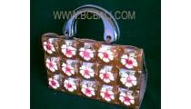 Handbags Coco Hand Painting