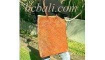 Beach Handbags Rattan