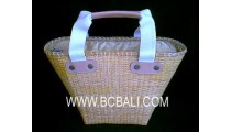 Fashion Elegant Rattan Bag