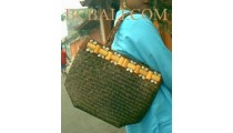 Handbags Bamboo Decor