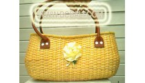 Ladies Fashion Rattan Purse