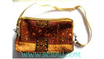 Batik Shoulder Handmbags
