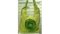 Canvas Handbag Apparel Woman