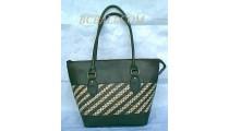 Casual Rattan Handbags