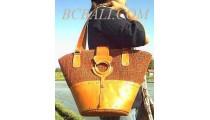 Bali Handbags Leather