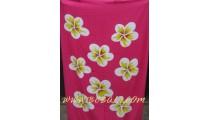 Batik Printed Rayon Floral