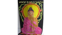 Budha Sarongs Painted