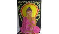 Budha Sarongs Painted