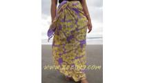 Cotton Batik Floral
