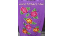 Cotton Rayon Panted Floral