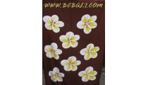 Flower Hand Painted Rayon