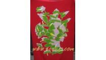 Hand Painted Rayon Sarongs Floral