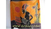 Traditional Balinese Sarongs
