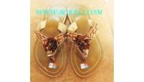 Bali Sandal Handmade Production