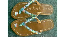 Ladies Sandal With Beads