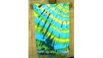 Mini Sarong Tie Dye