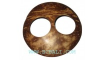 Coconut Buckles Sarong
