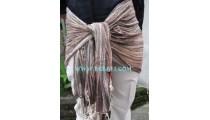 Handmade balinese Scarfs fashion