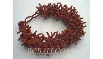 Full Bead Bracelet Grass