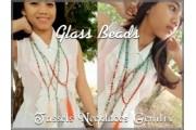Glass Beads Tassels