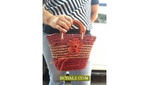 Ladies Straw Handmade Bags Designs Ethnic