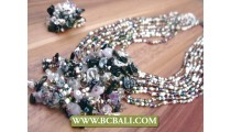 Casandra Necklace Fashion Pendant Stone