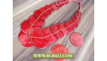 Balinese Designs New Jewelry Sets Shells