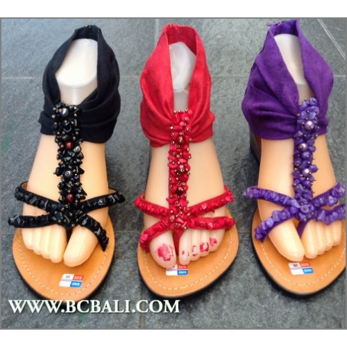 9a8755902fbe Bohemian Leather Wedges Sandals Bali - bohemian leather wedges bali ...