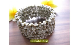 Bali Beads Fashion Bracelets Fixed Designs